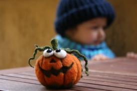 Halloween tök (1)